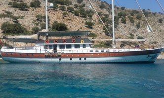 Oguz Bey yacht charter Custom Sail Yacht