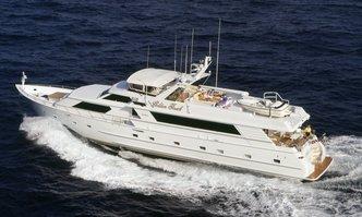 Bazinga yacht charter Broward Motor Yacht