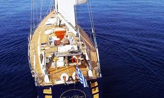 Wind of Change yacht charter Brooke Marine Sail Yacht