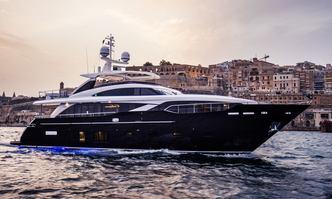 Kohuba yacht charter Princess Motor Yacht