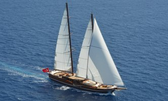 Cakiryildiz yacht charter East Yachting Sail Yacht
