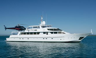 Emerald Lady yacht charter Lloyds Ships Motor Yacht