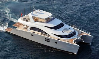 Blue Belly yacht charter Sunreef Yachts Motor Yacht