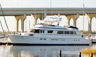 Lifter yacht charter Hatteras Motor Yacht