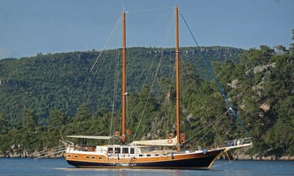 La Reine yacht charter Custom Sail Yacht