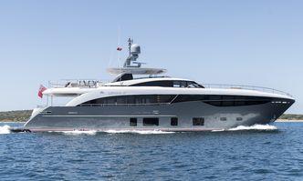 Antheya III yacht charter Princess Motor Yacht