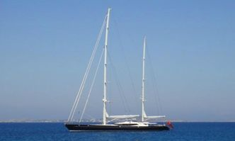 Drumbeat yacht charter Alloy Yachts Sail Yacht