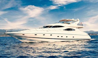 Felicity yacht charter Sunseeker Motor Yacht