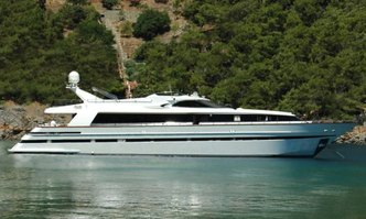 Amadeus yacht charter Dragos Yachts Motor Yacht