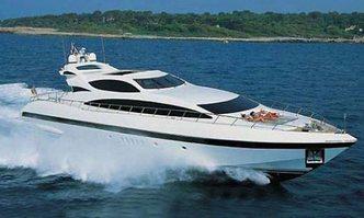 Daya yacht charter Overmarine Motor Yacht