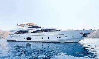 Antonia II yacht charter Azimut Motor Yacht