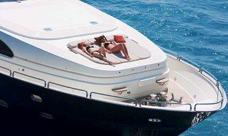 Kirios yacht charter Astondoa Motor Yacht
