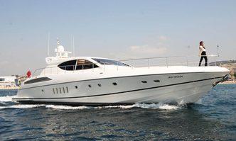 Lady Splash yacht charter Leopard Motor Yacht