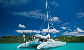 Magic Cat yacht charter Chantier Multiplast Sail Yacht