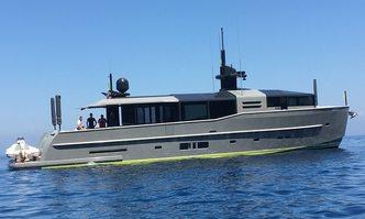 Joy Star yacht charter Arcadia Motor Yacht