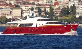 Mirage S yacht charter Mengi-Yay Motor Yacht