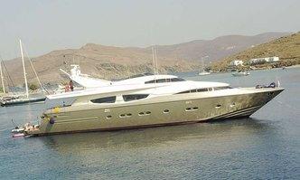 Zambezi yacht charter Posillipo Motor Yacht
