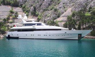 Indigo Star I yacht charter Siar & Moschini Motor Yacht