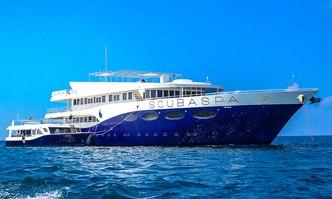 Scubaspa yacht charter Custom Motor Yacht