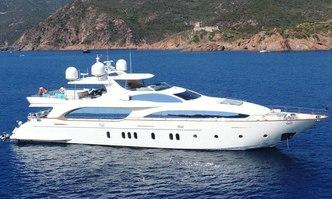 Sweet Emocean yacht charter Azimut Motor Yacht
