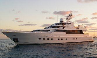 Oscar II  yacht charter Warren Yachts Motor Yacht