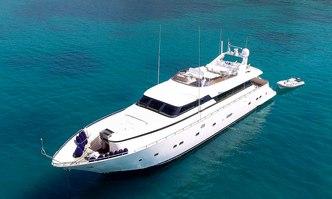 AlanDiNi yacht charter Maiora Motor Yacht