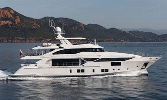 Jacozami yacht charter Benetti Motor Yacht