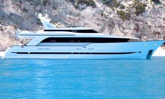 Lady Moh yacht charter Bugari Motor Yacht