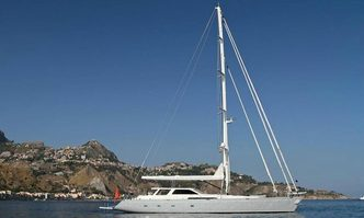 Silver Lining yacht charter Unknown Sail Yacht