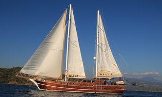 Biliz yacht charter Fethiye Shipyard Sail Yacht