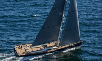 Wolfhound yacht charter Southern Wind Sail Yacht