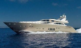 Love Boat yacht charter Leopard Motor Yacht