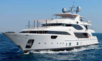 Lady MRD yacht charter Benetti Motor Yacht