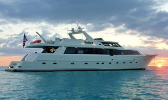 Galilee yacht charter Westport Yachts Motor Yacht