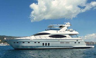 Midas Touch yacht charter Vitech Euro Motor Yacht