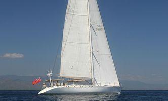 Aspiration yacht charter Nautor's Swan Sail Yacht