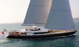 Clan VIII yacht charter Perini Navi Sail Yacht