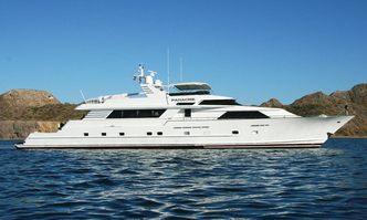 Panache yacht charter Broward Motor Yacht