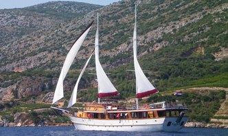 Cataleya yacht charter Custom Sail Yacht