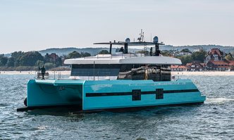 Christina Too yacht charter Sunreef Yachts Motor Yacht