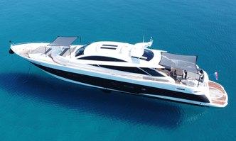 Quantum yacht charter Sunseeker Motor Yacht