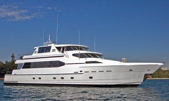 AQA yacht charter Warren Yachts Motor Yacht