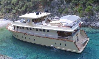 Simay S yacht charter Custom Motor Yacht