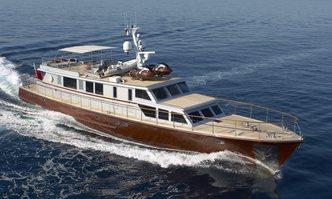 Tempest WS yacht charter Chantier de L'Estérel Motor Yacht