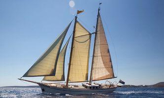 Silver Spray yacht charter Scheepswerf Piet Smit Sail Yacht