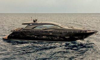 Black Magic yacht charter Leonard Motor Yacht