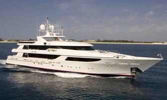 Sheherazade yacht charter Westport Yachts Motor Yacht