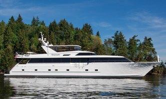 Blackwood yacht charter Broward Motor Yacht