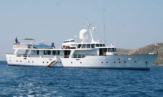 Aurora yacht charter Camper & Nicholsons Motor Yacht