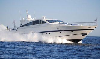 The Office yacht charter Leopard Motor Yacht
